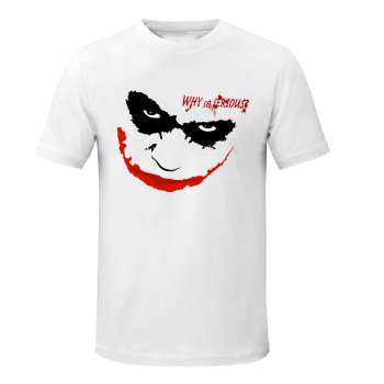 تی شرت مردانه طرح جوکر کد asd 0113