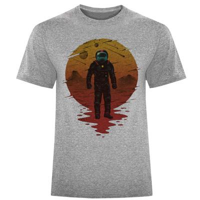 Photo of تی شرت مردانه طرح فضانورد کد S353