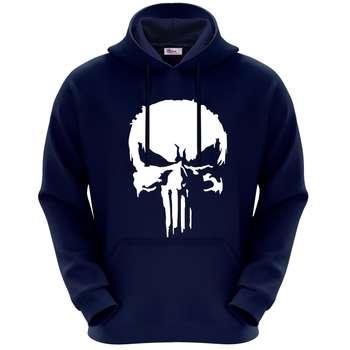هودی مردانه آکو طرح Skull کد BT01