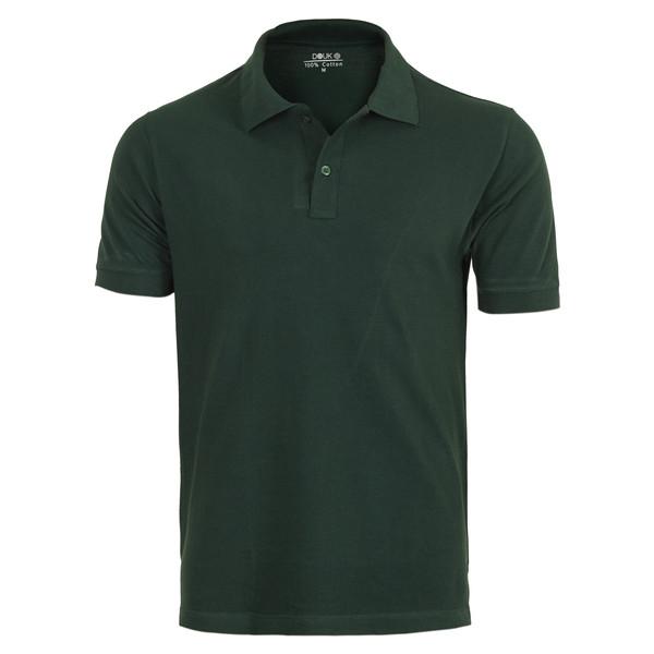 پولو شرت مردانه دوک کد RFit-GN