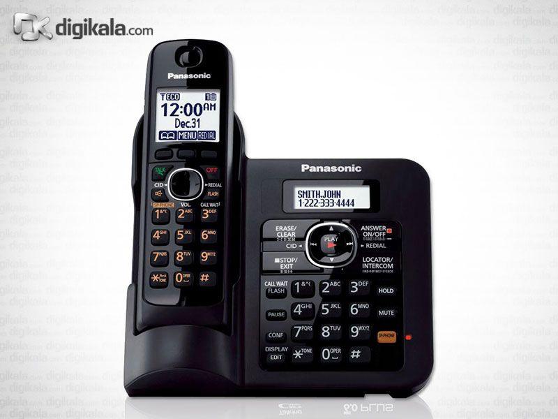تلفن بی سیم پاناسونیک KX-TG3821JX  Panasonic KX-TG3821JX