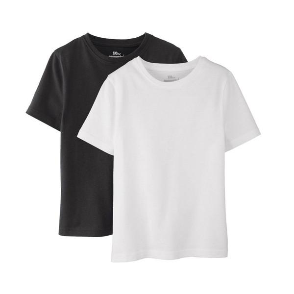 تی شرت پسرانه پیپرتس کد Z-MU7 مجموعه 2 عددی