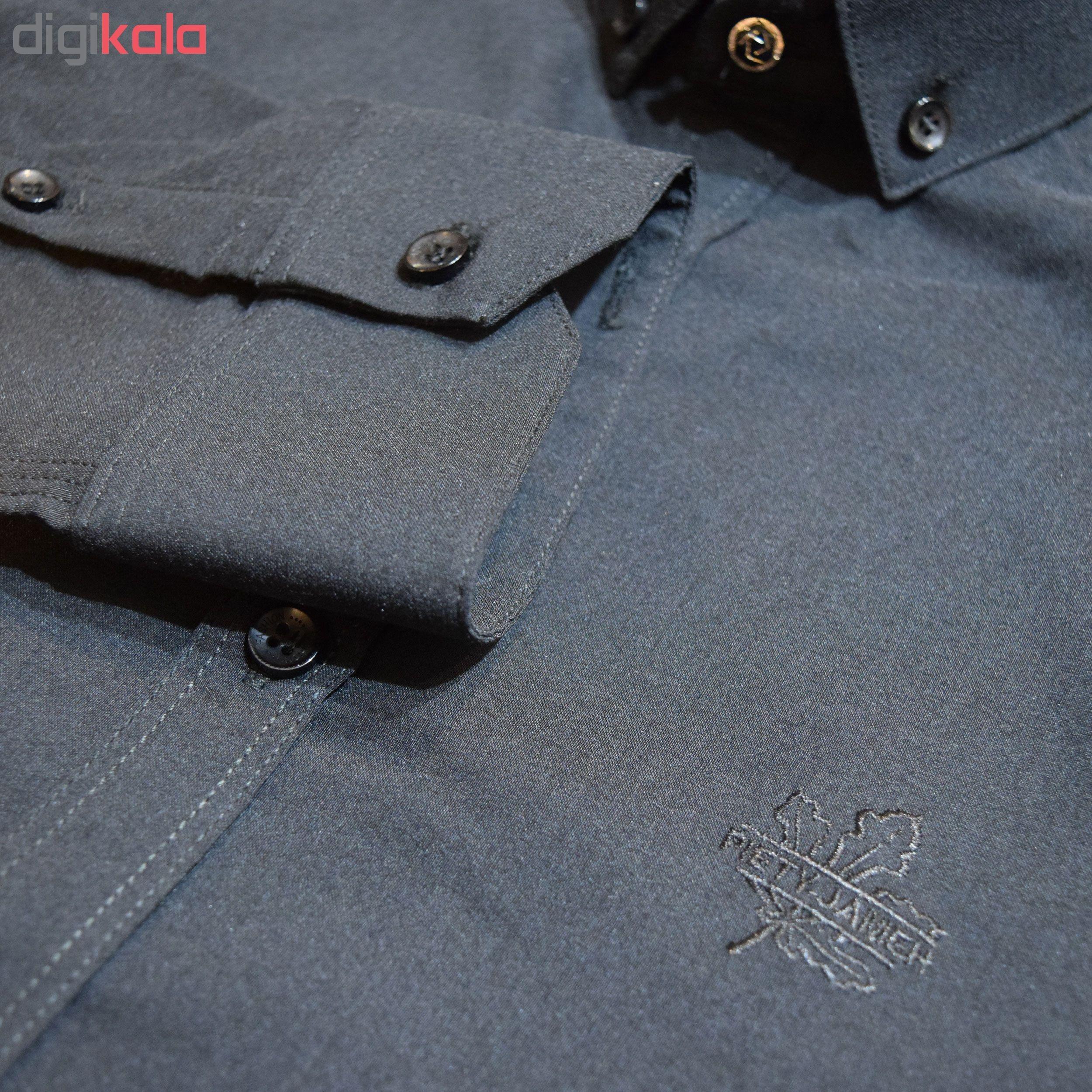 پیراهن مردانه پایتی جامه کد 1944335 main 1 2