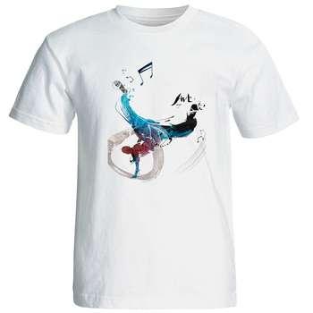 تی شرت آستین کوتاه مردانه کد 9662