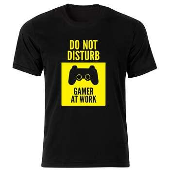 تی شرت مردانه طرح Gamer کد 34357
