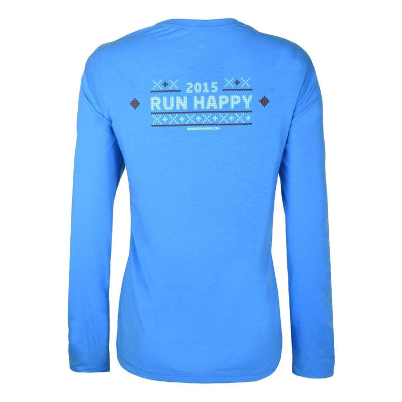تیشرت ورزشی زنانه بروکس کد BLTGR4-3LNG