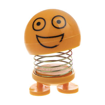 عروسک فنری طرح ایموجی کد 65
