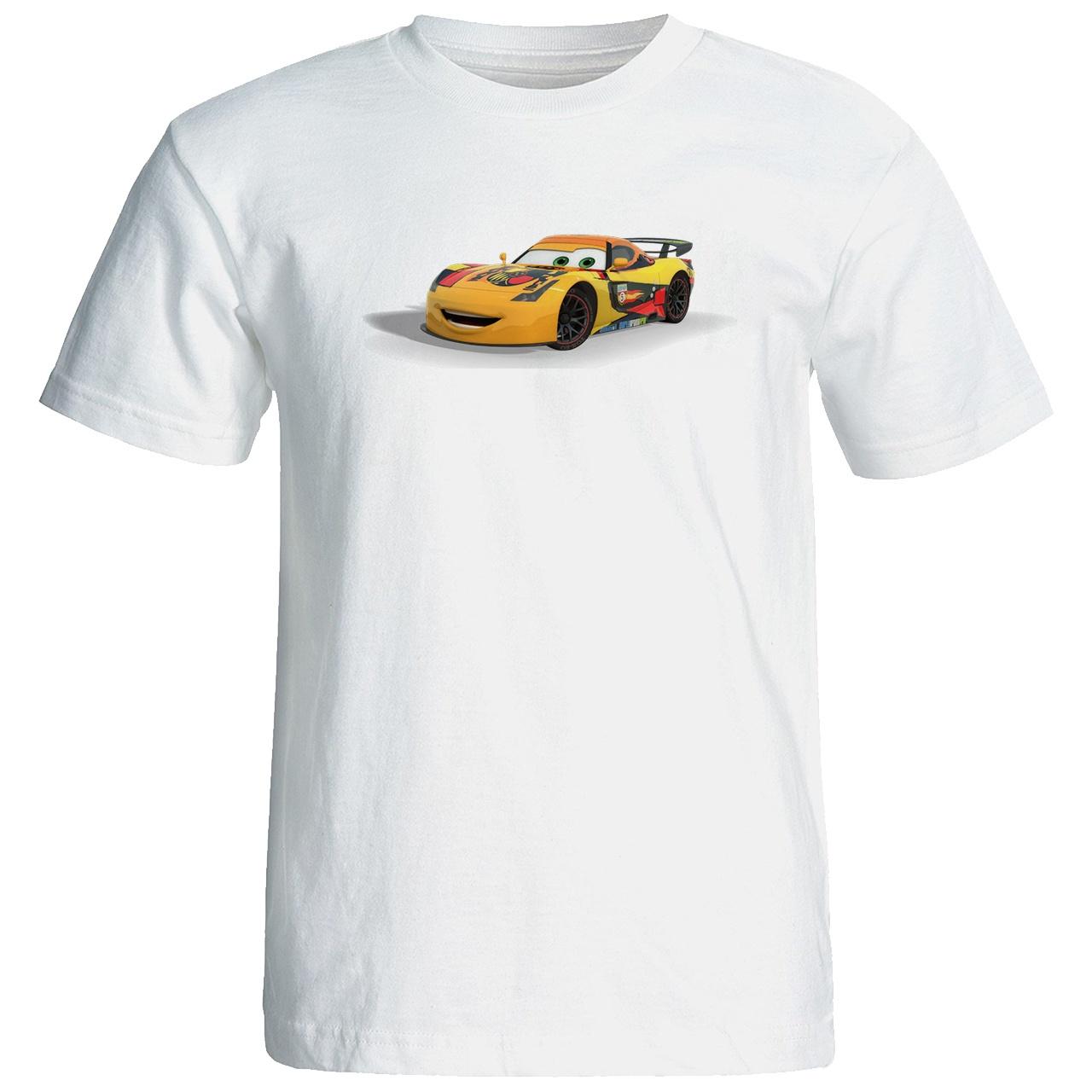 تی شرت آستین کوتاه  مردانه کد 9701