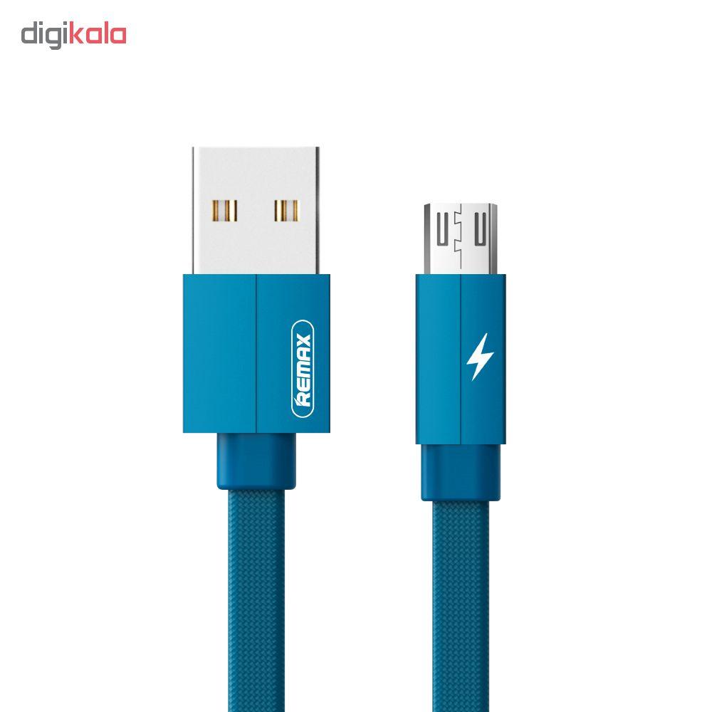 کابل تبدیل USB به microUSB ریمکس مدل Kerolla RC-094m طول 1 متر main 1 1