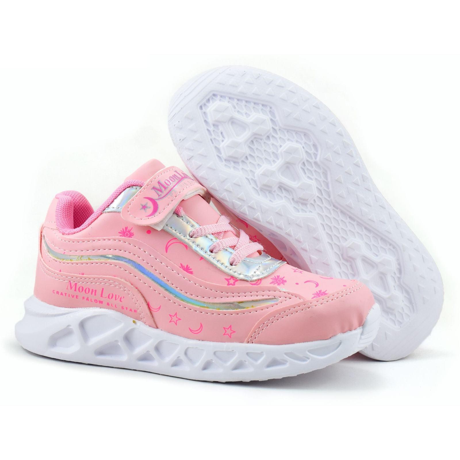 کفش راحتی دخترانه مون لاو کد 4583 main 1 3