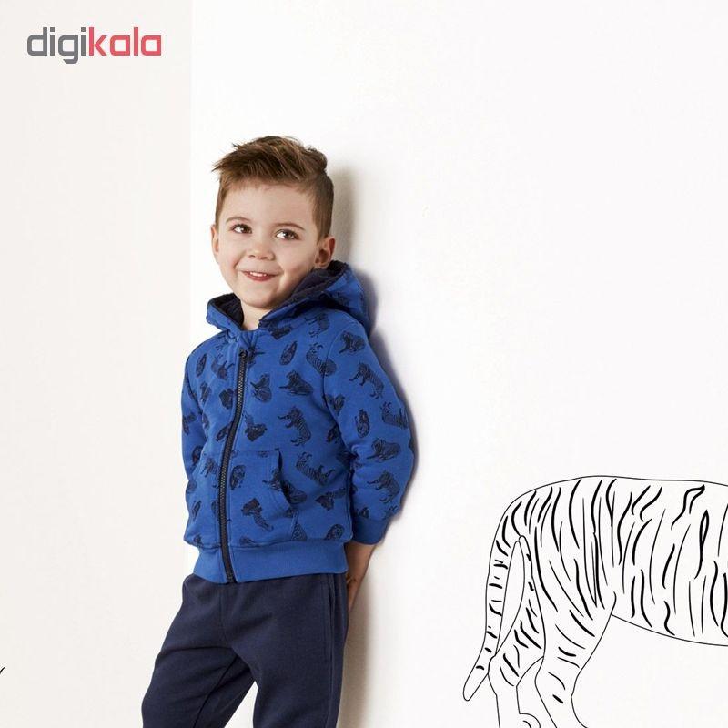 سوییشرت پسرانه لوپیلو کد L02
