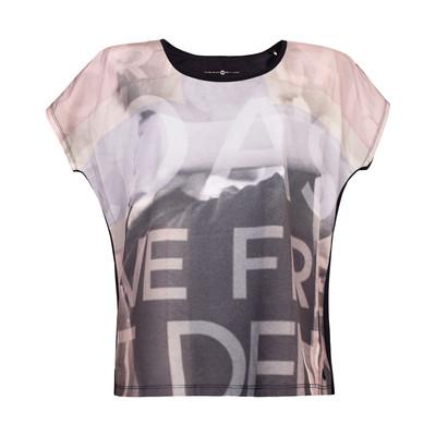تی شرت زنانه کد TM03