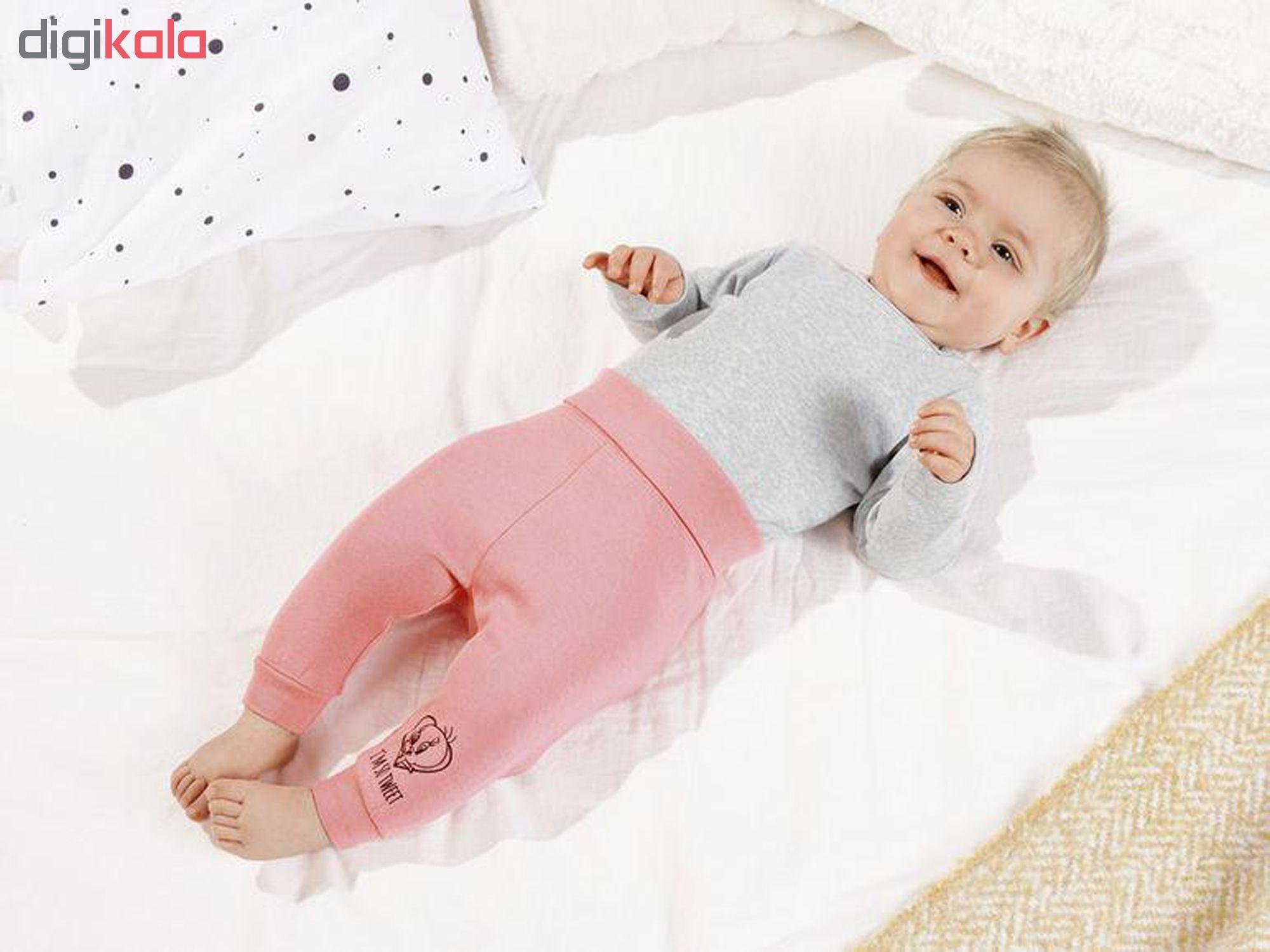 شلوار نوزادی لونی تونز کد 1204 main 1 2