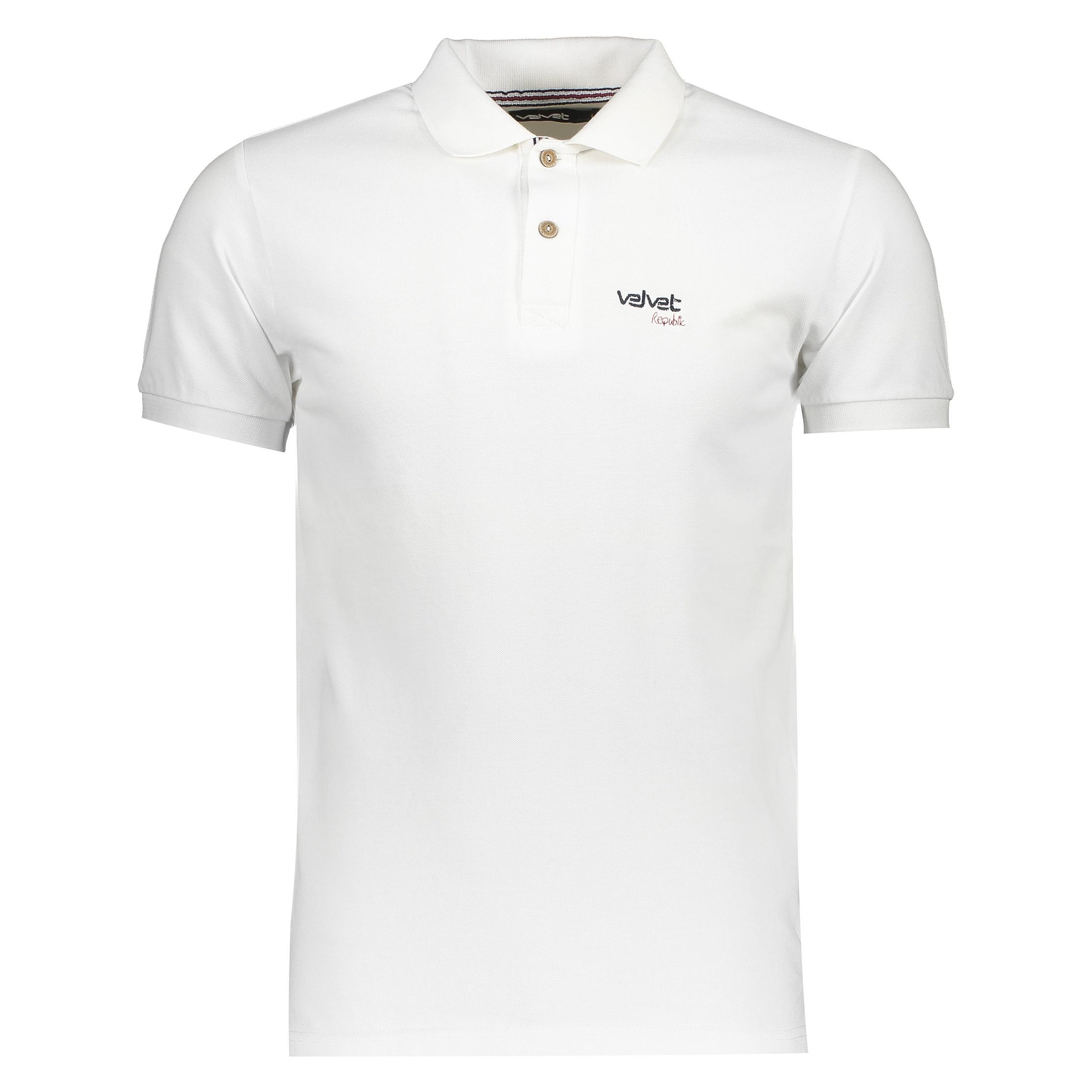پولو شرت مردانه ولوت ریپابلیک کد 15