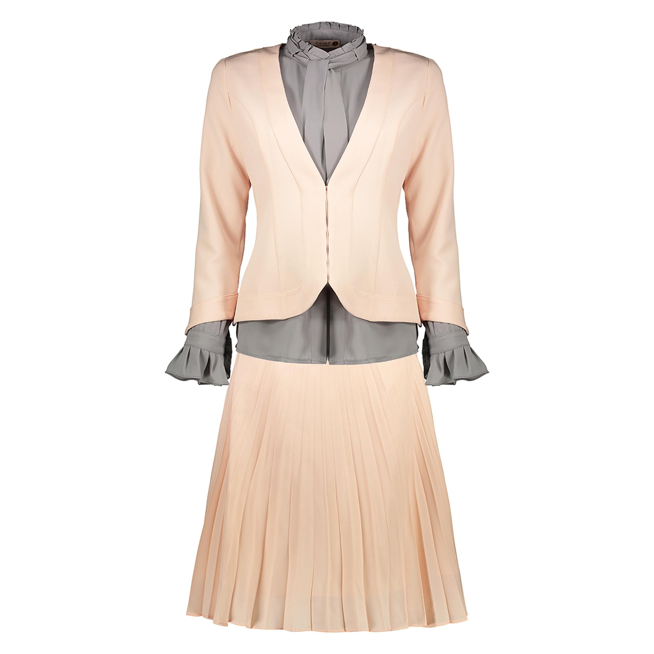 ست 3 تکه لباس زنانه تولیکا کد 4147202