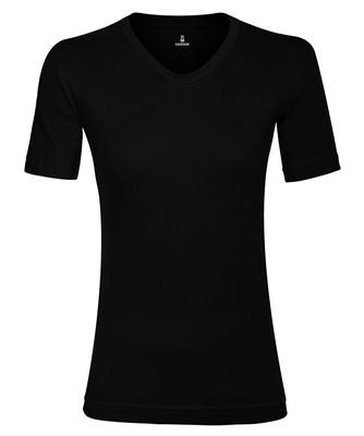 تصویر تی شرت زنانه ساروک مدل TZV14 رنگ مشکی