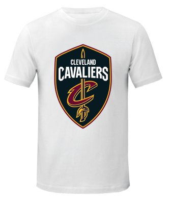 تصویر تی شرت مردانه طرح کلیولند کاوالیرز کد asd 0124