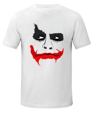 تصویر تی شرت مردانه طرح جوکر کد asd 0119