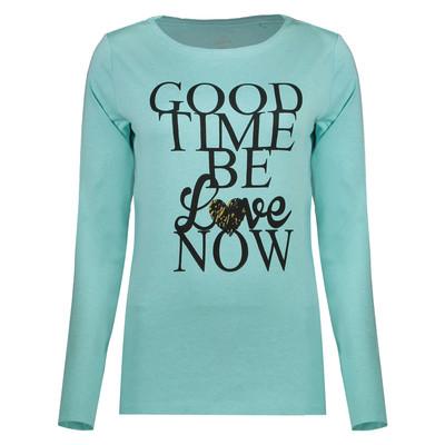 تی شرت آستین بلند زنانه کد af0013