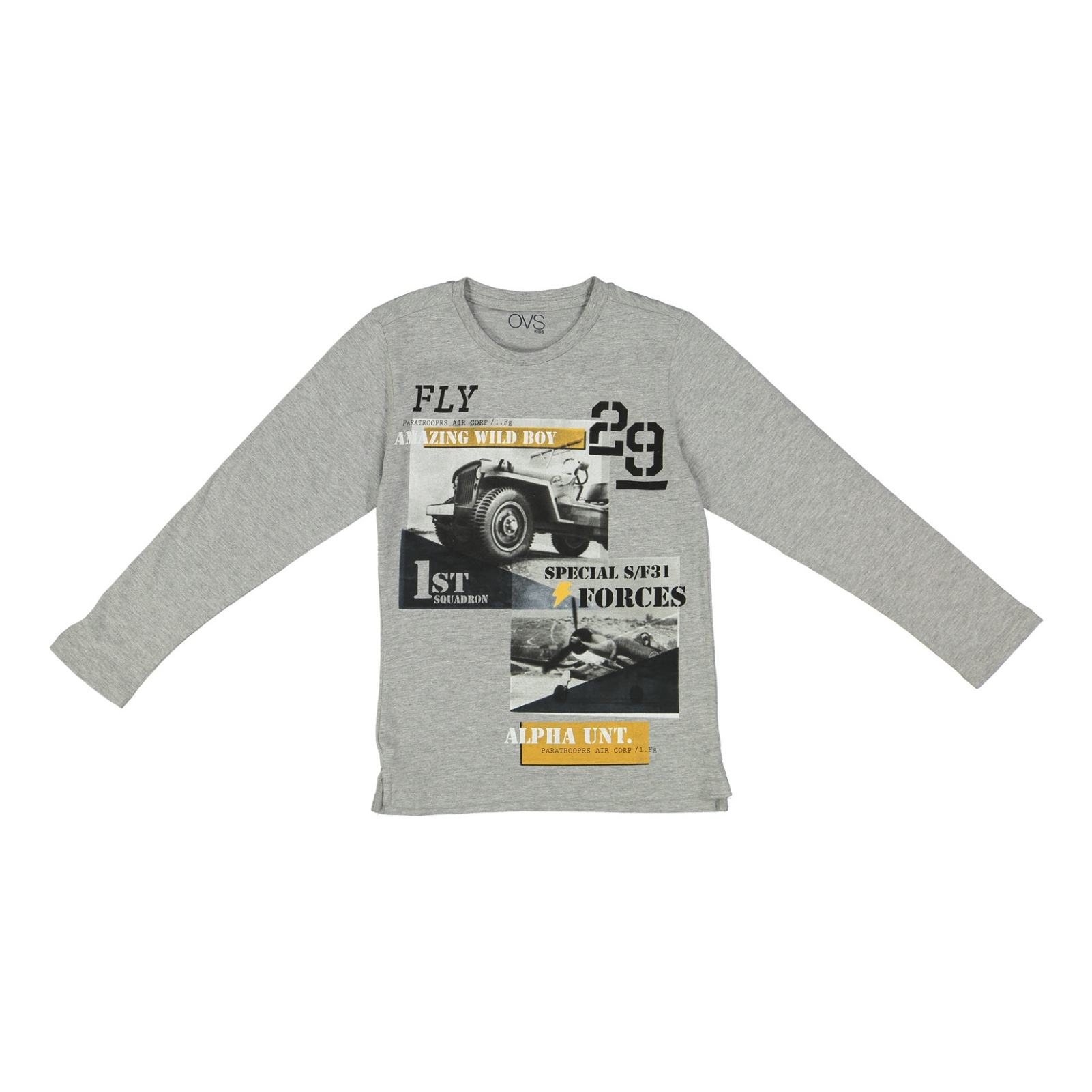 تی شرت پسرانه او وی اس مدل 7907922