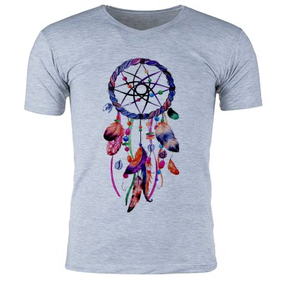 Photo of تی شرت آستین کوتاه مردانه طرح دریم کچر کد b672