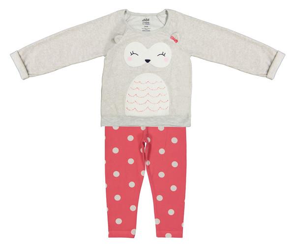 ست تی شرت و شلوار نوزاد کارترز کد 009