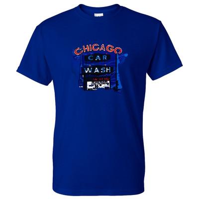 تیشرت آستین کوتاه مردانه لیورجی مدل Chicago004