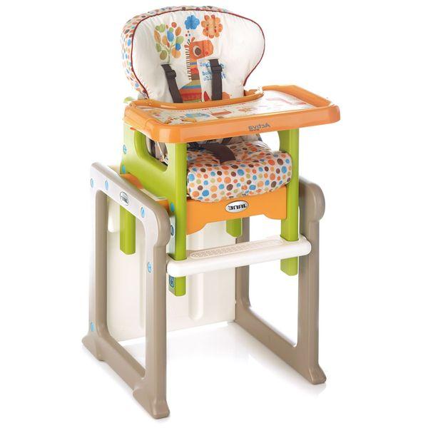 صندلی غذاخوری کودک جین مدل 6240S07