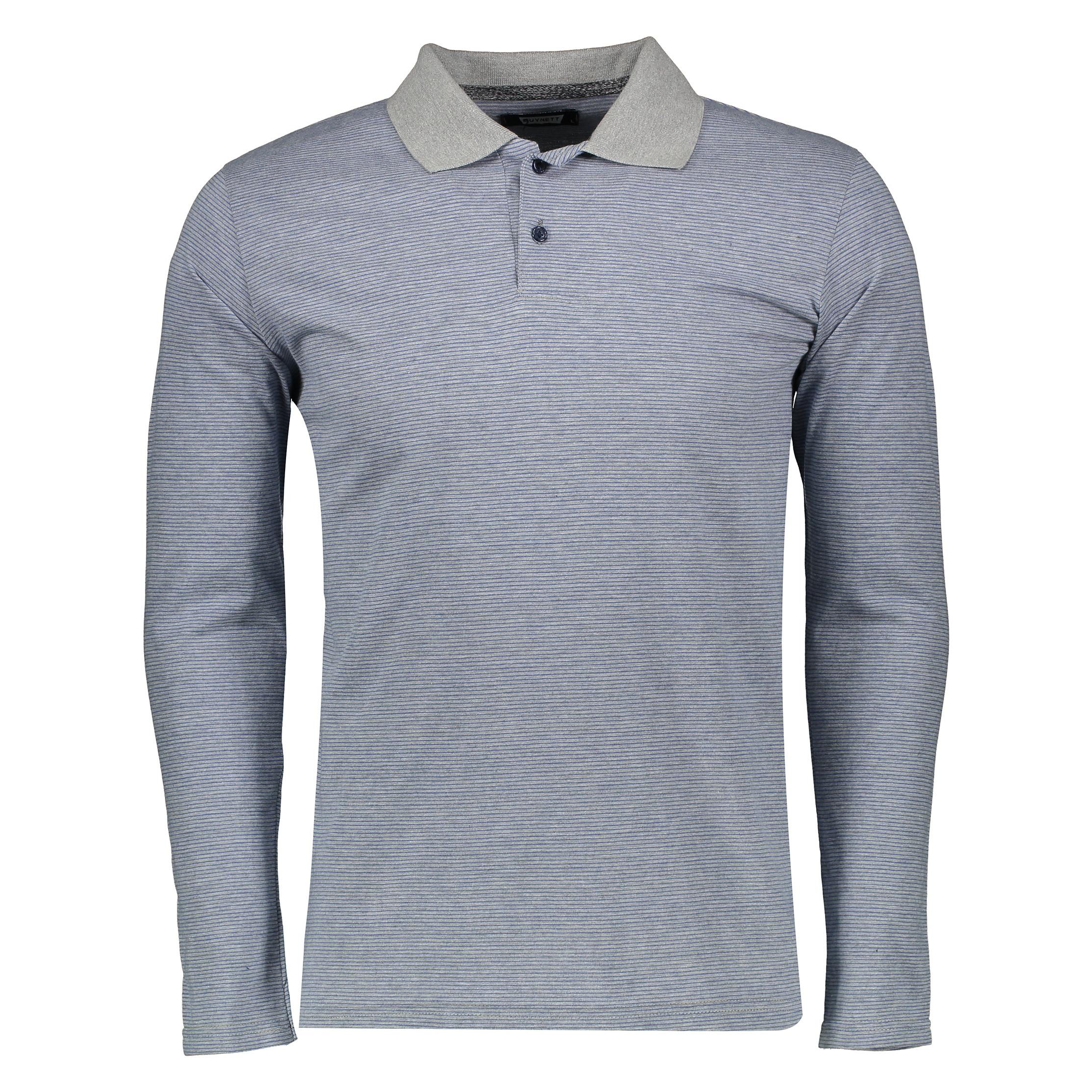 تصویر پولو شرت آستین بلند مردانه بای نت کد 351-2