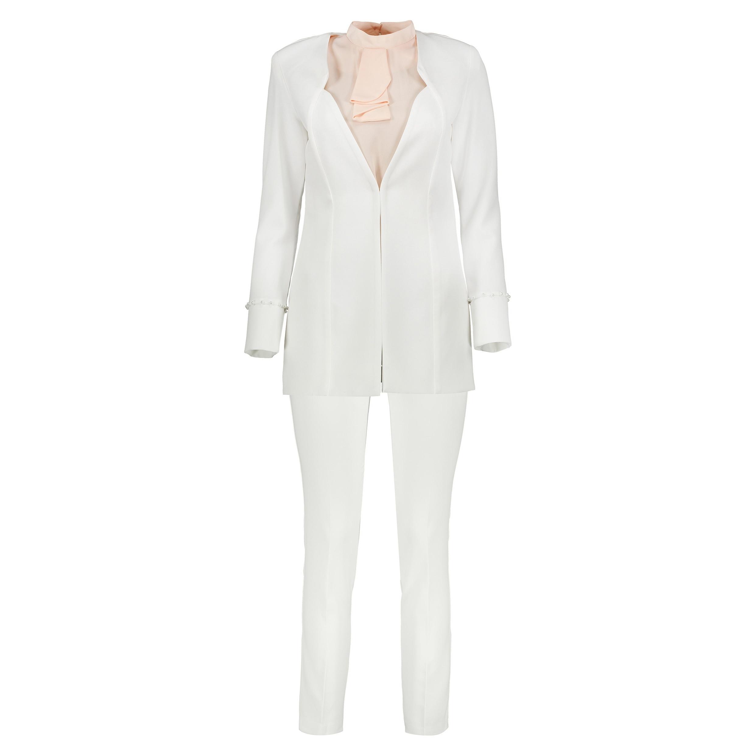 ست سه تکه لباس زنانه تولیکا کد 4142103