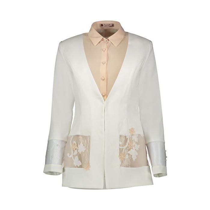 ست 3 تکه لباس زنانه تولیکا کد 4145501