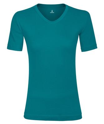 تی شرت زنانه ساروک مدل TZV07 رنگ سبز