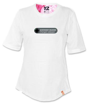 تی شرت زنانه کارزان کد KZ-TS-WW-8