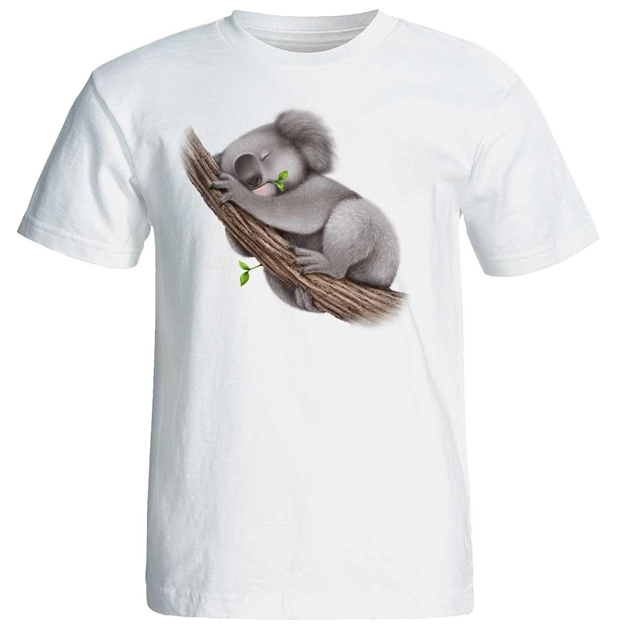 تی شرت زنانه طرح کوآلا کد 37177