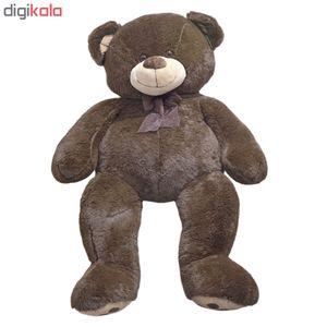 عروسک طرح خرس تدی مدل Hug Teddy ارتفاع 150سانتی متر