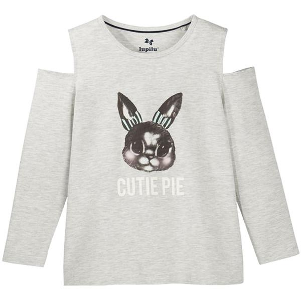 تی شرت دخترانه لوپیلو کد 2109-2