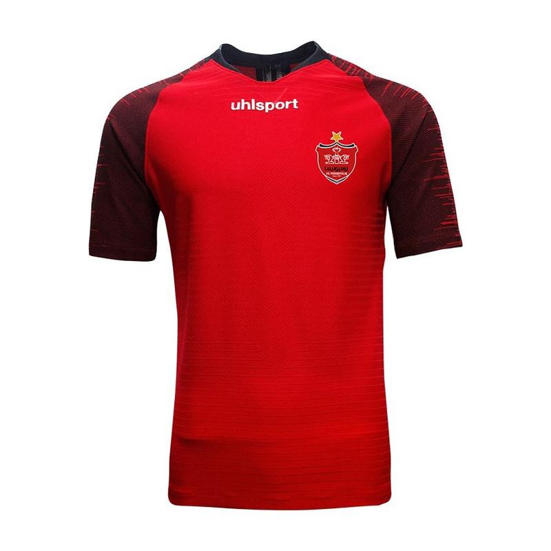 تی شرت ورزشی مردانه آلشپرت طرح  پرسپولیس کد 99