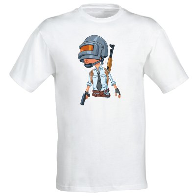 Photo of تی شرت مردانه طرح پابجی کد 1035