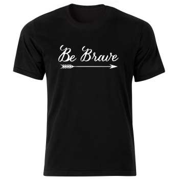 تیشرت مردانه طرح شجاع باش کد BW 17478