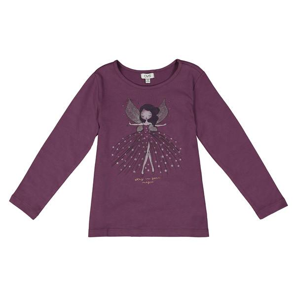 تی شرت دخترانه او وی اس مدل 9162932