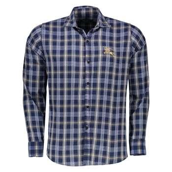 پیراهن آستین بلند مردانه کد M02173