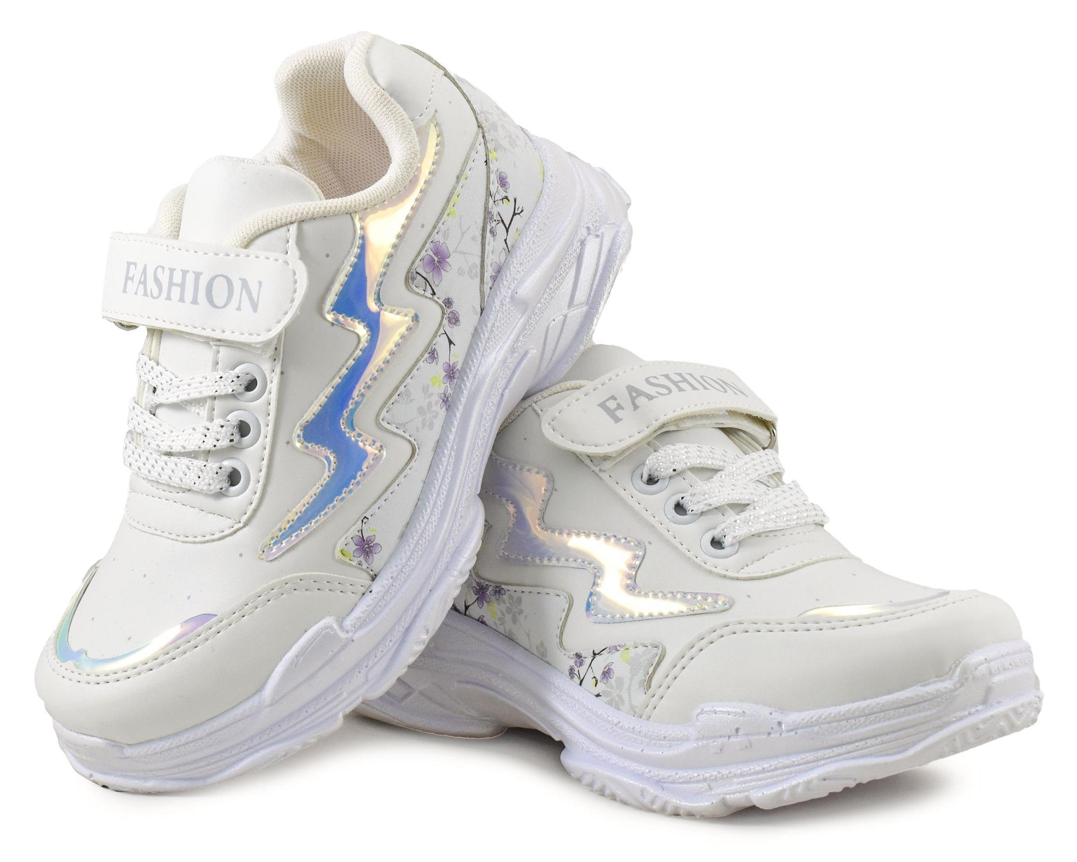 کفش مخصوص پیاده روی دخترانه مدل بهار کد 4722