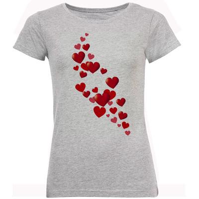تی شرت زنانه کد M02