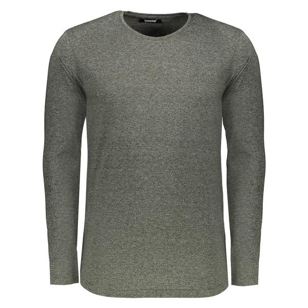 تی شرت آستین بلند مردانه بای نت کد 356
