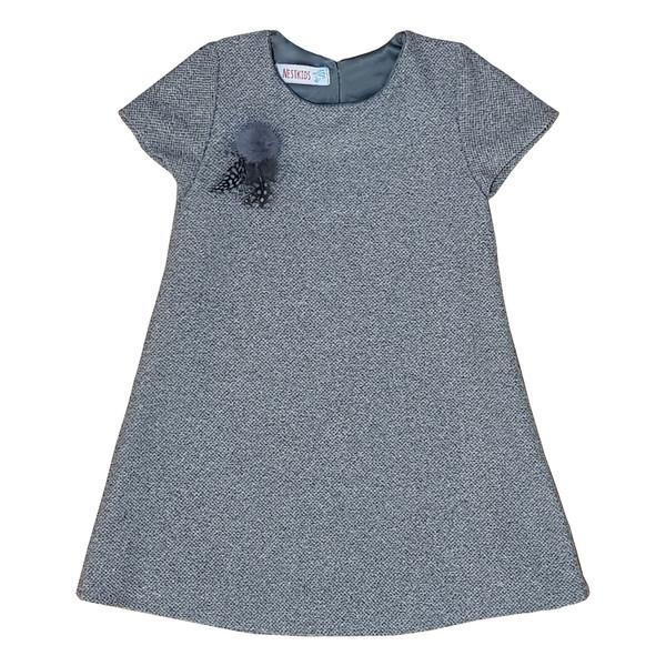 پیراهن دخترانه نست کیدز مدل kdrs03