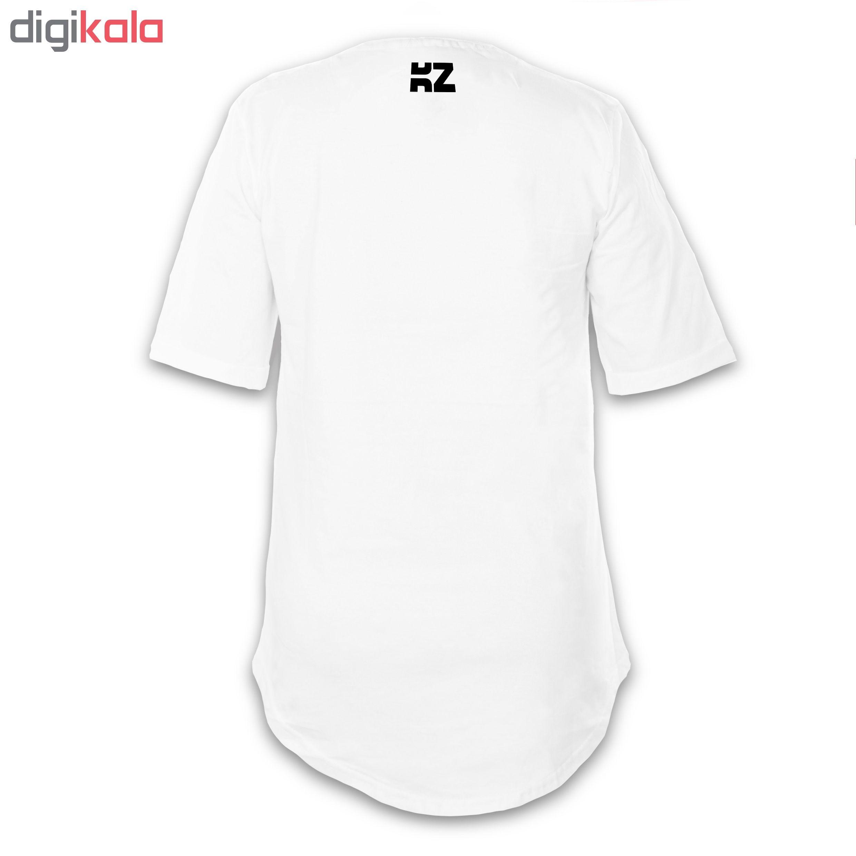 تی شرت نه کارزان کد KZ-TS-WW-14