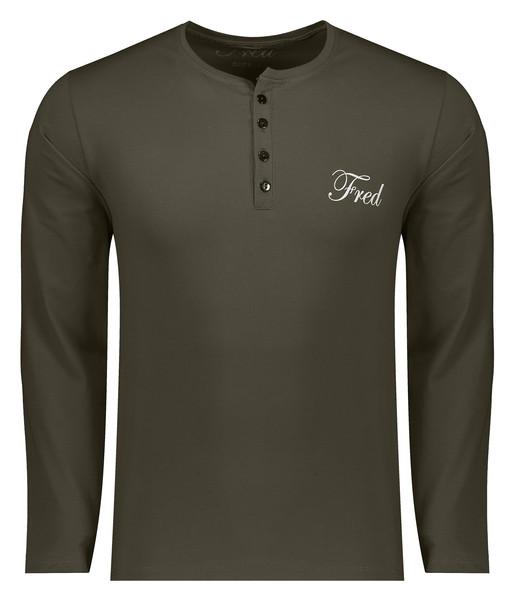 تی شرت مردانه فرد مدل t.f.012