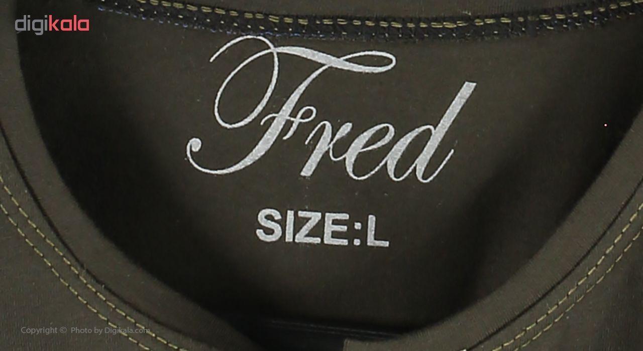 تی شرت مردانه فرد مدل t.f.012 main 1 4