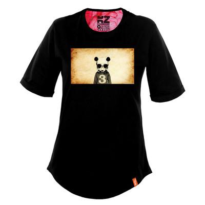 تی شرت زنانه کارزان کد KZ-TS-WB-30