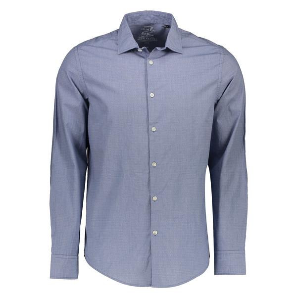 پیراهن مردانه او وی اس مدل 002097594-BLUE